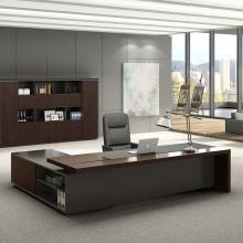 老板桌油漆总裁办公桌大班台