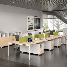 办公家具办公桌组合屏风工作位职员桌
