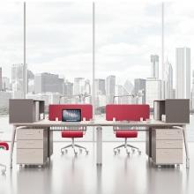 办公家具办公桌 现代简约组合工作位