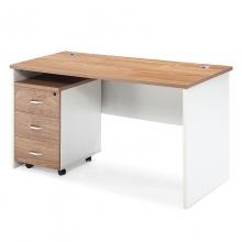 职员办公桌单人位组合办公家具职员桌