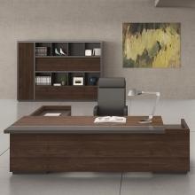 办公家具 油漆办公桌 老板桌 大班台 大班桌