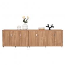 办公家具矮柜 长条柜 隔断矮柜板式 储物柜