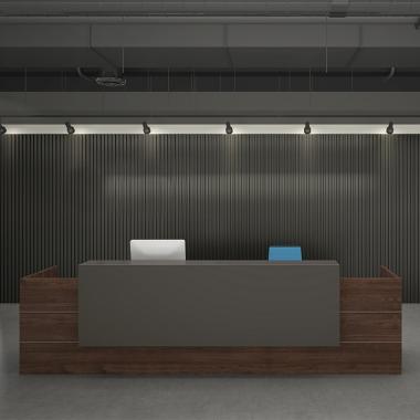 办公家具 前台 接待台 收银台 公司前台