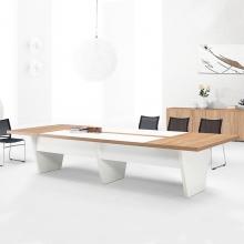 会议桌办公桌板式长条桌办公家具会议室桌子