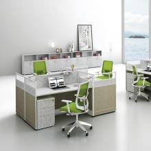 办公家具办公桌职员组个卡座工作位