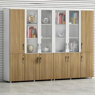 办公家具文件柜 储物柜 书柜 矮柜 高柜 条柜 经理室柜子