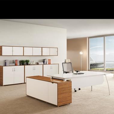 办公家具老板桌现代简约经理桌班台