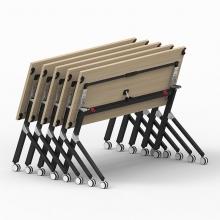 办公家具移动培训桌 折叠桌 组合开会桌