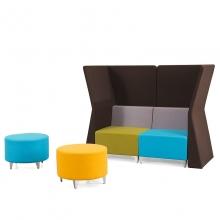 办公沙发 创意个性化沙发 现代简约沙发 办公家具