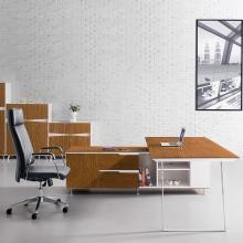 现代简约老板桌 大班桌 大班台 油漆老板台